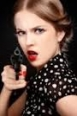 Revolverfrau