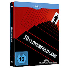 10 Cloverfield Lane (Limited Steelbook Edition) Blu-ray