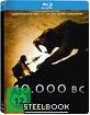10.000 B.C. - Steelbook (Erstauflage im Mosaik-Design) Blu-ray