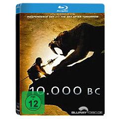 10.000 B.C. - Steelbook Blu-ray