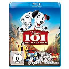 101 Dalmatiner (1961) Blu-ray