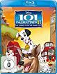 101 Dalmatiner 2 - Auf kleinen Pfoten zum großen Star Blu-ray