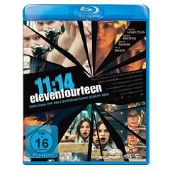 11:14 - elevenfourteen Blu-ray