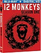 12 Monkeys: Season One (Blu-ray + UV Copy) (US Import ohne dt. Ton) Blu-ray
