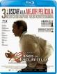 12 Años de Esclavitud (ES Import ohne dt. Ton) Blu-ray
