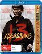 13 Assassins (2010) - Wu Xing Collection (AU Import ohne dt. Ton) Blu-ray