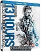 13 Hours: The Secret Soldiers of Benghazi (2016) - Zavvi Exclusive Steelbook (Blu-ray + DVD) (UK Import) Blu-ray