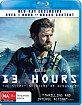 13 Hours: The Secret Soldiers of Benghazi (AU Import) Blu-ray