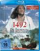 1492 - Die Eroberung des Paradieses Blu-ray
