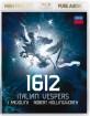 1612: Italian Vespers (Hollingworth) (Audio Blu-ray) (UK Import) Blu-ray