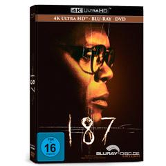 187 (1997) 4K (Limited Mediabook Edition) (4K UHD + Blu-ray + DVD) Blu-ray