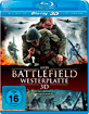 1939 Battlefield Westerplatte - The Beginning of World War 2 3D (Blu-ray 3D) Blu-ray