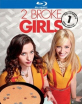 2 Broke Girls: The Complete First Season (SE Import ohne dt. Ton) Blu-ray