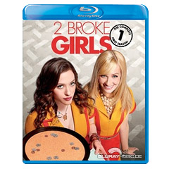 2 Broke Girls: The Complete First Season (Blu-ray + UV Copy) (US Import ohne dt. Ton) Blu-ray