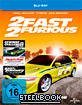 2 Fast 2 Furious (Limited Car Design Edition Steelbook) Blu-ray