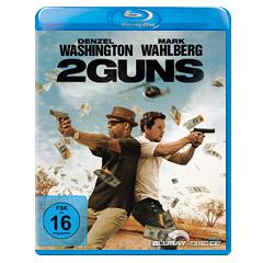 2 Guns (Blu-ray + UV Copy) Blu-ray
