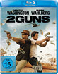 2 Guns (Blu-ray + UV Copy) Blu-ray