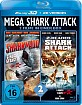 2-Headed Shark Attack 3D + Sharknado 3D - Genug gesagt! (Mega Shark Attack Double Feature) (Blu-ray 3D) Blu-ray