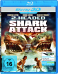 2-Headed Shark Attack 3D (Blu-ray 3D) Blu-ray