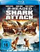 2-Headed Shark Attack Blu-ray