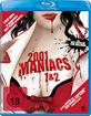 2001 Maniacs 1 + 2 (Doppelset) Blu-ray