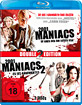 2001 Maniacs 1 + 2 (Double2Edition) Blu-ray