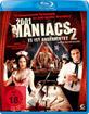 2001 Maniacs 2 - Es ist angerichtet Blu-ray