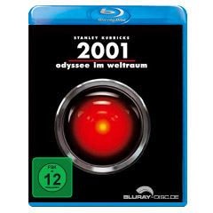 2001 - Odyssee im Weltraum Blu-ray