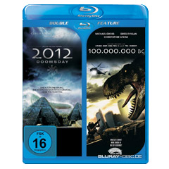2012: Doomsday & 100.000.000 BC (Double Pack) Blu-ray