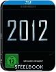 2012 - Steelbook Blu-ray
