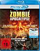 2012: Zombie Apocalypse 3D (Blu-ray 3D) Blu-ray