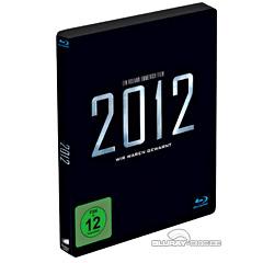 2012 - Steelbook (Neuauflage) Blu-ray