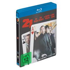 21 - Steelbook Blu-ray