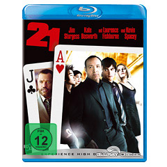 21 Blu-ray
