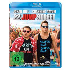 22 Jump Street (2014) (Blu-ray + UV Copy) Blu-ray