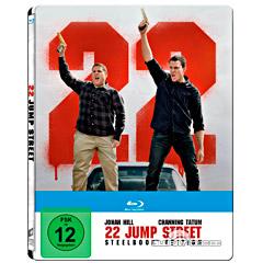 22 Jump Street (2014) - Limited Edition Steelbook (Blu-ray + UV Copy) Blu-ray