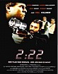 2:22 (2008) (Spezial Edition) 3D (Limited Mediabook Edition) (Cover A) (Blu-ray 3D + Blu-ray + DVD) Blu-ray