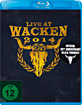 25 Years Of Wacken - Snapshots, Scraps, Thoughts & Sounds Blu-ray