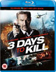 3 Days to Kill (UK Import ohne dt. Ton) Blu-ray