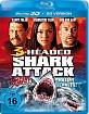 3-Headed Shark Attack 3D