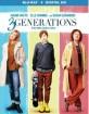 3 Generations (2015) (Blu-ray + UV Copy) (Region A - US Import ohne dt. Ton) Blu-ray