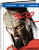 300 - The Complete Experience im Collector's Book (CA Import ohne dt. Ton) Blu-ray
