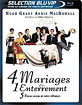 4 Mariages & 1 Enterrement (Blu-ray + DVD) (FR Import ohne dt. Ton) Blu-ray
