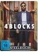4 Blocks - Die komplette erste Staffel (Limited Steelbook Edition) Blu-ray