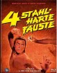 4 stahlharte Fäuste (Limited Mediabook Edition) Blu-ray