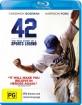 42 (2013) (AU Import ohne dt. Ton) Blu-ray