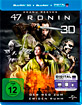47 Ronin (2013) 3D (Blu-ray 3D + Blu-ray + UV Copy) Blu-ray