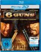 6 Guns 3D (Blu-ray 3D) (Neuauflage) Blu-ray