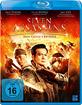 Seven Assassins Blu-ray