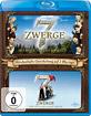 7 Zwerge: Männer allein im Wald + Der Wald ist nicht genug (2-Movie Set) Blu-ray